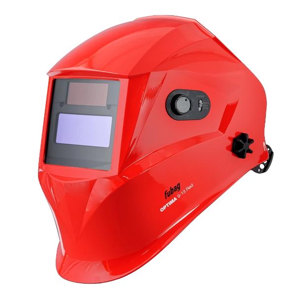Маска сварщика Fubag Optima Team 9.13 Red 38075