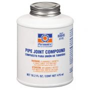 Компаунд для трубных соединений, 479 мл, Permatex Pipe Joint Compound