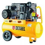 Компрессор масляный ременной Denzel PC 2/50-400 Х-PRO
