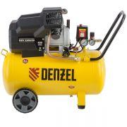 Компрессор масляный коаксиальный Denzel DKV2200/50 X-PRO