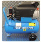 Nordberg NC25/220 Компрессор поршневой с ременным приводом
