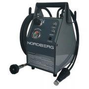Установка для прокачки тормозной системы и системы сцепления, 5 л, NORDBERG BC6