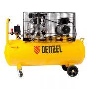 Компрессор масляный ременной Denzel BCI2300/100