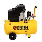 Компрессор воздушный масляный, прямой привод, Denzel DC1700/50