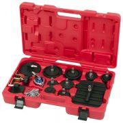 Комплект крышек адаптеров для прокачивания тормозной системы, 13 предметов МАСТАК 102-40113