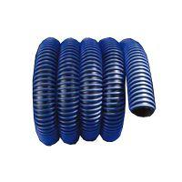 Картинки по запросу Шланг газоотводный диаметр 75; 100; 150 мм, длина 5; 7,5; 10; 15 м (синий) NORDBERG